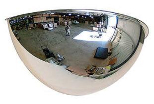 Kupola spoguļi 180°