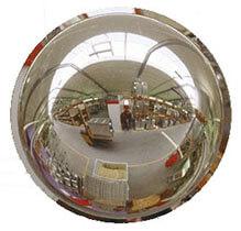 Kupola spoguļi 360°